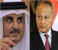 خطابٌ أوجعه| لماذا غادر «تميم» القمة العربية في تونس؟.. الإجابة في 18 ثانية