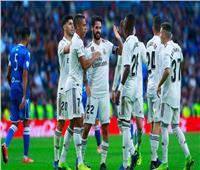 «إيسكو» يمنح ريال مدريد التعادل مع هويسكا في الشوط الأول