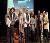 صور  تكريم «خالد جلال» في حفل توزيع مسابقة «آدم حنين»