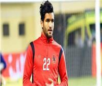 صالح جمعة يفتتح التسجيل للأهلي أمام المصري