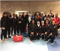 وصول بعثة مصر إلى رواندا للمشاركة في دورة ألعاب حوض النيل