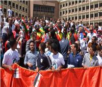 رسالة سلام للعالم تطلقها جامعة أسيوط ضمن فعاليات أسبوع الشعوب