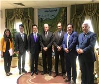 محافظ جنوب سيناء يستقبل السفير الكوري بشرم الشيخ لبحث تنشيط السياحة