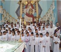 احتفالات العيد الـ 51 عاما على تجلي العذراء بكنيسة الزيتون