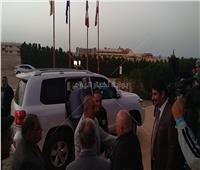 محافظ البحر الأحمر يحضر نهائي بطولة مصر الدولية للدارتس