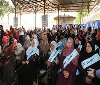 محافظ المنوفية يشهد الإحتفال بيوم اليتيم ويكرم أمهات الشهداء والمثاليات