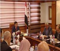 385 مليون جنيهاً إيرادات مستهدفة لشركة المستودعات المصرية العامة