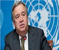 الأمين العام للأمم المتحدة يصل القاهرة