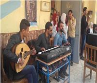 عروض فنية ومحاضرات ضمن احتفالات يوم اليتيم بثقافة المنيا