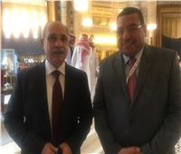 يونس المصري: نعمل على تطوير منظومة الطيران وتطبيق أعلى معايير الأمن