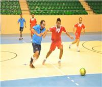 وزارة الشباب الرياضة تنظم نموذج محاكاة بطولة إفريقيا
