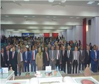 «حقوق أسوان» تنظم مؤتمر «إرادة التغيير» لشباب الباحثين