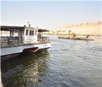 محافظ أسيوط يعلن إعادة تشغيل العبارة النهرية بالحوطا