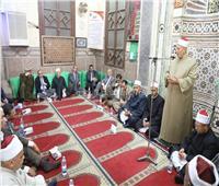 محافظ سوهاج يشهد الاحتفال بذكرى الإسراء والمعراج