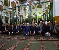 محافظ أسيوط يهنئ الشعب المصري بـ«الإسراء والمعراج»