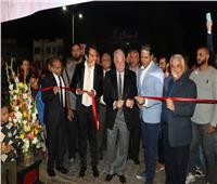 «فودة» يفتتح شارع مصر السياحي للتسوق بشرم الشيخ