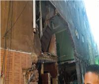 إخلاء 5 عقارات بعد حادث انفجار ماسورة غاز بالزاوية الحمراء