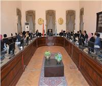 وزير التعليم يترأس اجتماع الأكاديمية المهنية للمعلمين