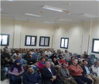 محافظ المنيا يحٌيل عاملين بـ5 مدارس للنيابة العامة