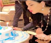 شاهد| إطلالة جومانا مراد فى عيد ميلاها 46