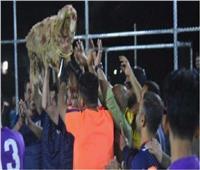 لأول مرة بالعراق... بطولة لكرة القدم يحصل الفائز فيها على خروف وبطة