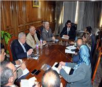 محافظ القليوبية يشدد على سرعة الانتهاء من تسليم  113 عمارة بـ«عرب العليقات»