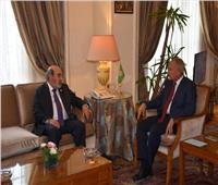 «أبو الغيط» ومدير «الفاو» يبحثان سبل الارتقاء بالتعاون مع الجامعة العربية