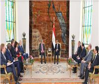 السيسي يؤكد لـ«جوتيريش» ثوابت مصر للحفاظ على وحدة الدول ودعم مؤسساتها