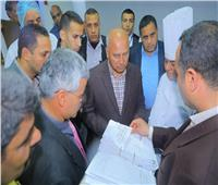 غدًا.. وزير النقل يتفقد ورش «كوم أبو راضي» للوقوف على خطة تطويرها
