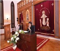 «تجلي العذراء وعيد البشارة» عظه البابا تواضروس بوادي النطرون