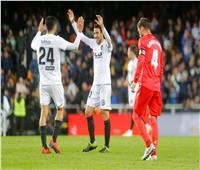 فيديو| «أول هزيمة لزيدان».. ريال مدريد يسقط أمام فالنسيا