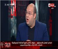 فيديو| الشهابي: التعديلات الدستورية المقترحة لن تؤثر على استقلال القضاء