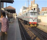 السكة الحديد تعلن التأخيرات المتوقعة للقطارات اليوم