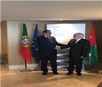 سعفان يلتقي نظيره البرتغالي لبحث الاستفادة من العمالة المصرية