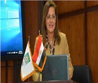 وزيرة التخطيط: نستهدف مضاعفة حجم الصادرات المصرية من 24,8 مليار دولار الى 55 مليار دولار