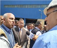 كامل الوزير: تشكيل لجنة لإعادة توزيع حوافز العاملين بالسكك الحديدية