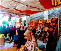 مبادرة بطور سيناء لبيع الفاكهة بسعر الجملة