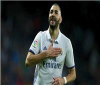 شاهد| «بنزيما» يمزق شباك كل خصوم الدوري الإسباني