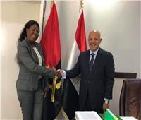 أنجولا تدعم رئاسة مصر للاتحاد الإفريقي