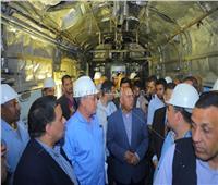 اللاءات العشر من «الوزير» لقيادات السكة الحديد وعمالها بـ«ورش أبو راضي»