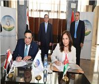 مصر والأردن توقعان عقد طويل الأجل لأعمال خط الغاز بينهما