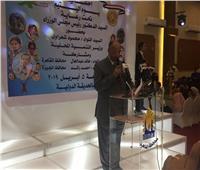 محافظ القاهرة في احتفالية يوم اليتيم: الديانات السماوية وصتنا بهم
