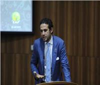 محمد فضل يحذر: ملف المتطوعين من اختصاص اللجنة المنظمة وحدها