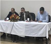 الاتحاد الرياضي ينظم دورة لقطاعات الجامعات المصرية