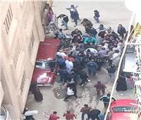 شهود عيان: قاتل إمام مسجد الهرم.. أستاذ جامعي منقطع عن العمل