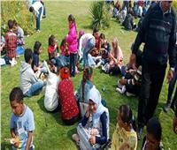 حزب مستقبل وطن ينظم رحلات للأطفال احتفالا بيوم اليتيم | صور