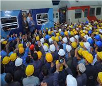 «السكة الحديد» ترد على شكاوى عمال الورش لـ«الوزير» عن انخفاض الحوافز