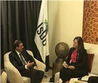 السعيد: تعاون بين مصر والبنك الإسلامي للتنمية لـ«تمكين المرأة»