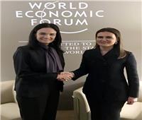 وزيرة الاستثمار تبحث مع نائبة رئيس بنما تفعيل اللجنة المشتركة