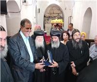 العناني: تجانس أجزاء الدير الأبيض دليل على أن مصر نسيج واحد